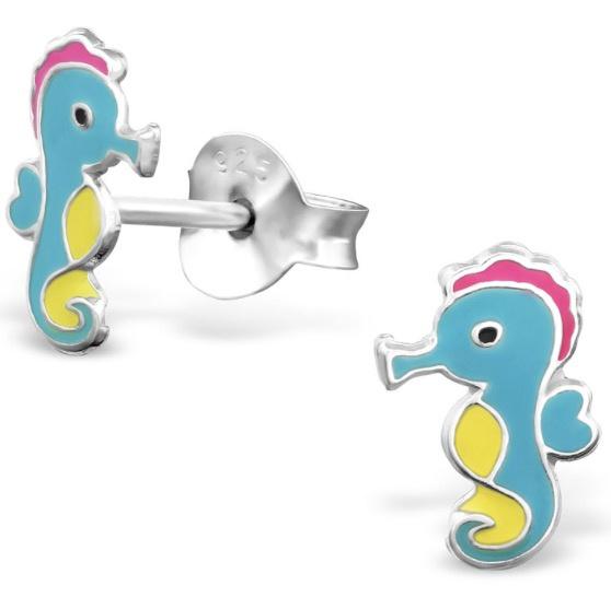 Oorbel zeepaardje