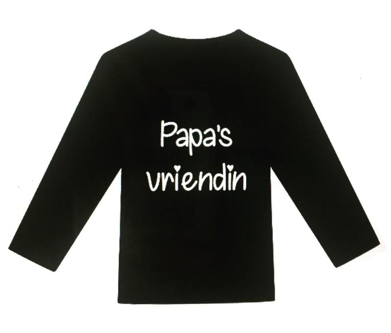 Shirt papa's vriendin