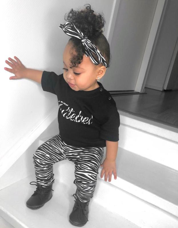 Shirt tuttebel zebra
