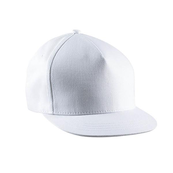 SNAPBACK white