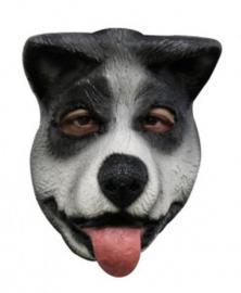 Gezichtsmasker Husky pvc one-size