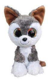 Lumo Stars knuffelwolf 15 cm