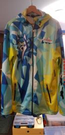 Softshell Jacke mit Kapuze (gebraucht)