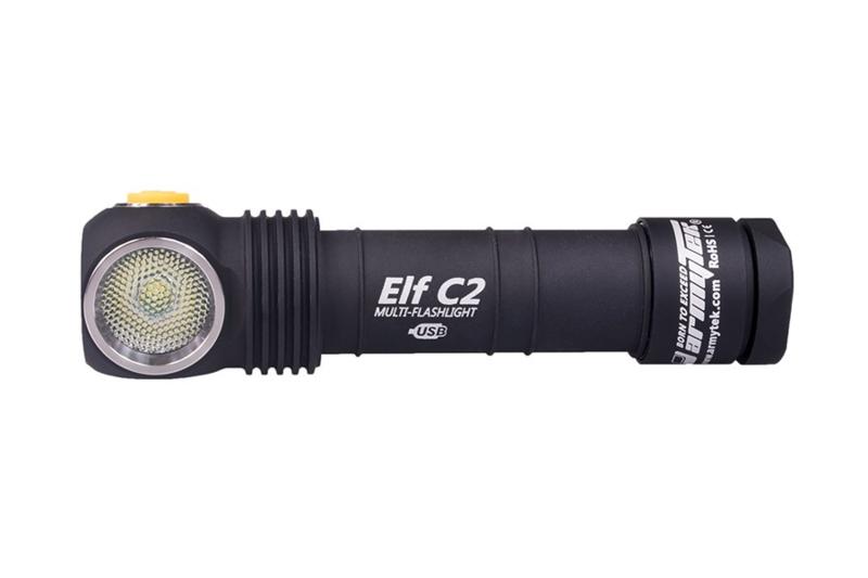 Armytek Elf C2 Micro-USB XP-L 1050 lumen