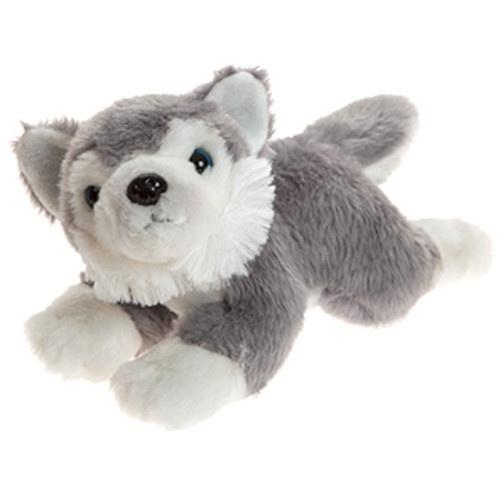 Crufts Plüsch Husky