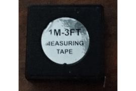 Rolmeter metaal