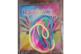 Rainbow rope