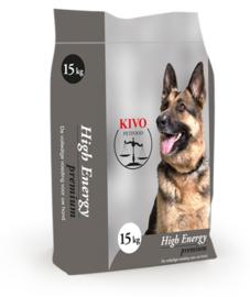 Kivo High Energy Premium geëxtrudeerd | 15kg