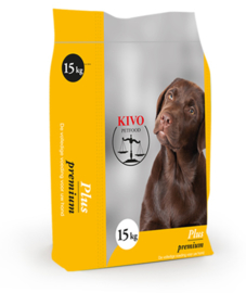 Kivo Plus Premium geëxtrudeerd | 15kg