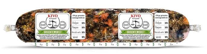 kivo groenteworst