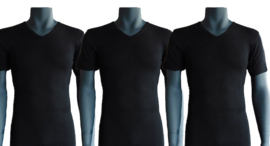 3  slim fit T-shirts