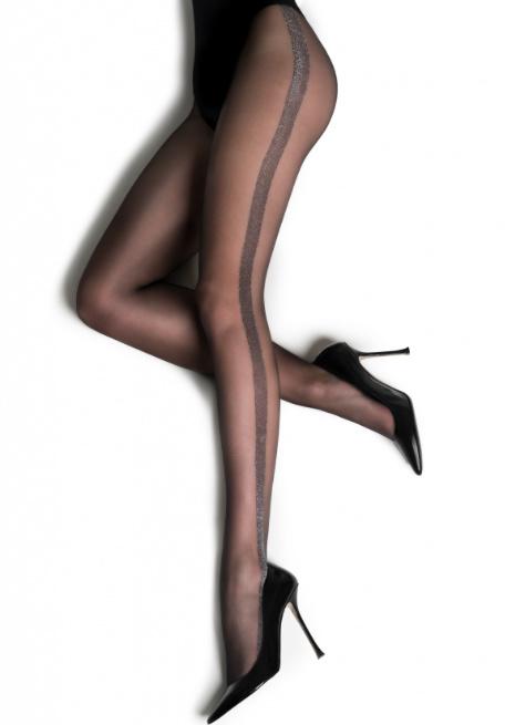 Lurex sideline panty