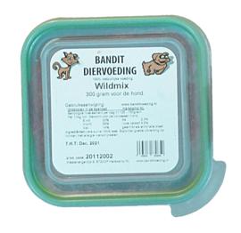 Bandit Wildmix (Hond) | 300 gram
