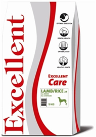Excellent Care Lamb/Rice 24 | 15kg