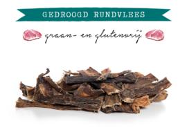 Kivo Gedroogd Rundvlees - 500 gram | Hond (AB)