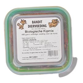 Bandit Biologische Kipmix (Hond)