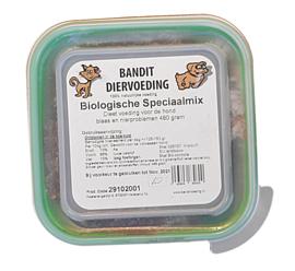 Bandit Biologisch Dieet Blaas- en nierproblemen (Hond) | 480 gram