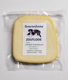 Boerenkaas - Zoutloos 150 gram | Hond