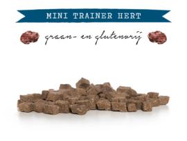 Kivo Mini Trainer Hert - 200 gram | Hond (BK)