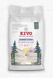 Kivo Kitten - Kalkoen & Rijst | 5kg
