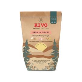 Kivo Zalm & Rijst geperst | 14kg (7)