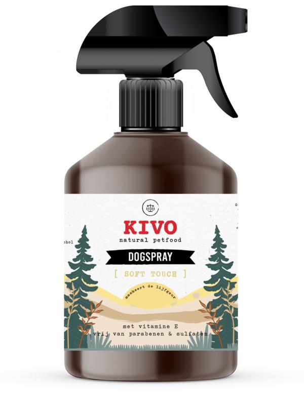 Kivo Dogspray Soft Touch | 500 mL (I)