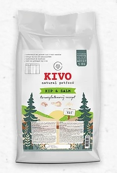 Kivo Kat - Kip & Zalm | 5kg (27)