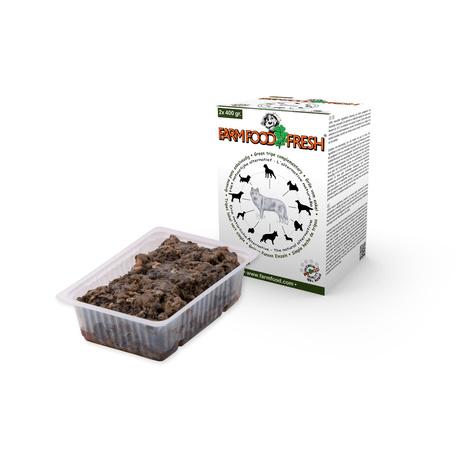 Farm Food Fresh Pens Enkelvoudig (bakjes)   8 x 800 gram (1 doos)