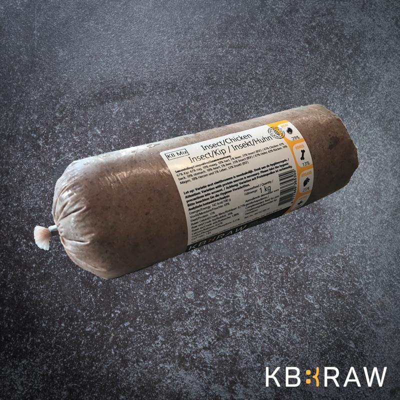KB Mix Insect/Kip