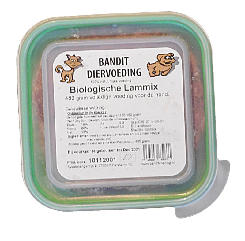 Bandit Biologische Lammix (Hond)