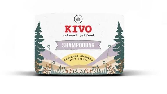 Kivo Shampoobar   100 gram (N)