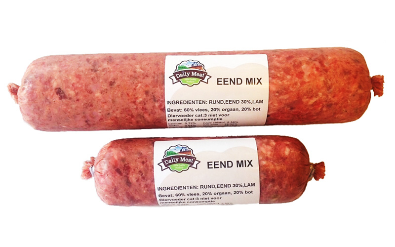 Daily Meat Eend-Mix