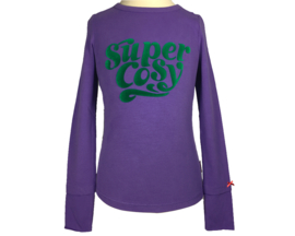 br@nd  t-shirt purple cosy-110/116