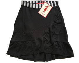 br@nd skirt frizzle nearly black-146/152