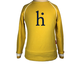 br@nd  sweater yellow hi-110/116