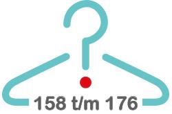158 t/m 176