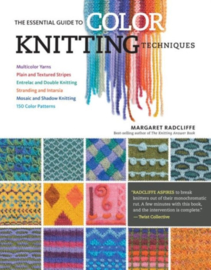 Book - The Essential Guide to Color Knitting - Margaret Radcliffe