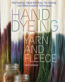 Hand Dyeing: Yarn and Fleece - Gail Callahan