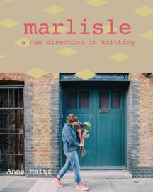 Book - Marlisle: A New Direction in Knitting - Anna Maltz