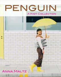 Book - Penguin: A Knit Collection - Anna Maltz