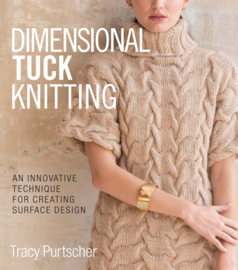 Book - 3 Dimensional Tuck Knitting - Tracy Purtscher