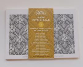 004 | Ansichtkaarten met Haapsalu sjaalpatronen #3