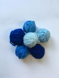 051   Kobalt Blauw