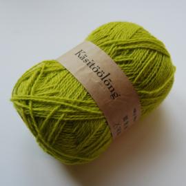 340 | Speeltuingroen, 100 gram wol uit Estland