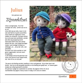 Book - Julius - Zijmaakthet
