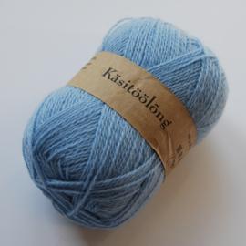 420 | Grijsblauw, 100 gram wol uit Estland