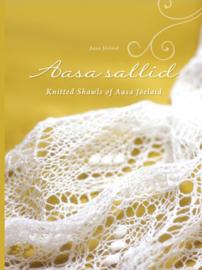Book - Aasa sallid. Knitted Shawls of Aasa Jõelaid
