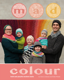Book - Mad Color - Tin Can Knits