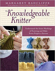 Book - The Knowledgeable Knitter - Margaret Radcliffe