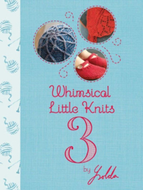 Book - Whimsical Little Knits 3 - Ysolda Teague